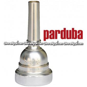 PARDUBA Double-Cup Trombone Mouthpiece