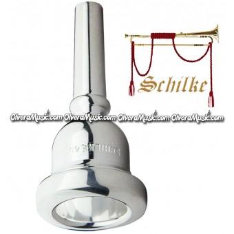SCHILKE Trombone Mouthpiece