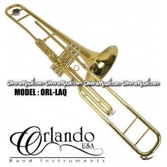 ORLANDO Valve Trombone - Lacquer Finish