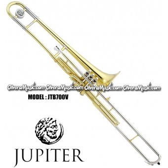JUPITER Valve Bb Trombone - Lacquer Finish