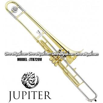 JUPITER Valve C Trombone - Lacquer Finish