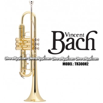 BACH Student Modelo Bb Trumpet - Lacquer Finish