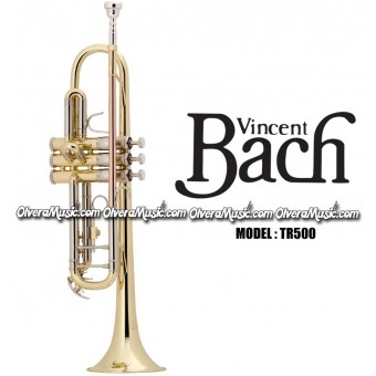 "BACH ""Aristocrat"" Bb Student Model Trumpet - Lacquer Finish"