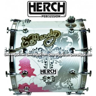 "Herch 20x24 Bass Drum ""EH"" Special Edition"