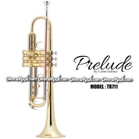 PRELUDE Student Model Bb Trumpet - Lacquer