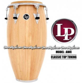 LP Classic Top Tuning Congas