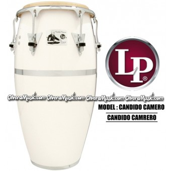 LP Legends Candido Camero Signature Congas