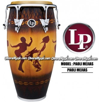 LP Paoli Mejias Signature Wood Congas
