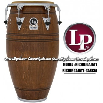 LP Richie Gajate-Garcia Top Tuning Signature Wood Congas
