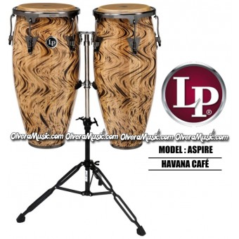LP Aspire Havana Café Conga Set
