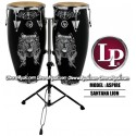 LP Aspire Santana Lion Congas