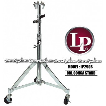 LP 290B stand twice for Conga