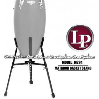 LP Matador Custom Basket Conga Stand