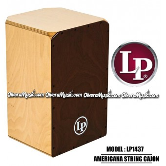 LP Americana String Wood Cajon