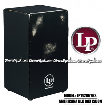 LP Americana Black Box String Cajon