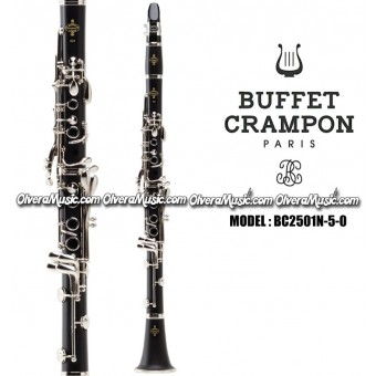 BUFFET E11 Intermediate Bb Wood Clarinet