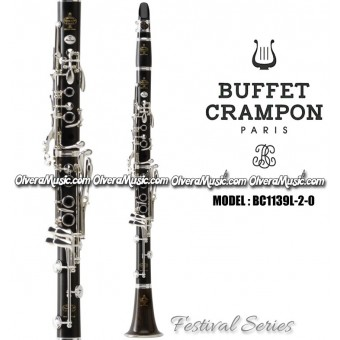 "BUFFET ""Festival"" Professional Wood Bb Clarinet"