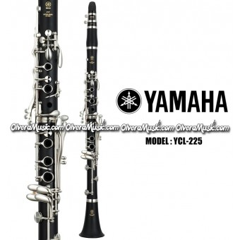 YAMAHA Bb Student Model Clarinet