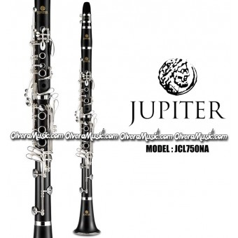 JUPITER Student Model Wood Bb Clarinet