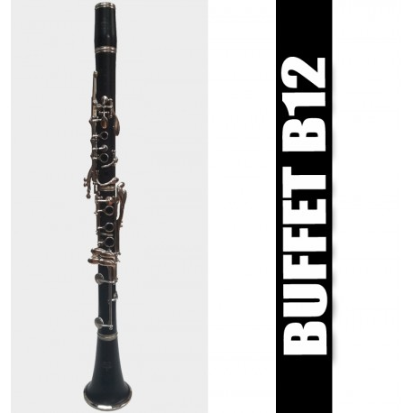 buffet b12 clarinet used olvera music rh olveramusic com buffet b12 clarinet second hand buffet b12 clarinet review