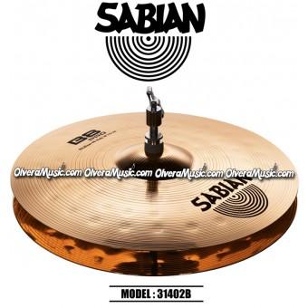 """SABIAN B8 PRO 14"""" Hi-Hat Cymbals"""