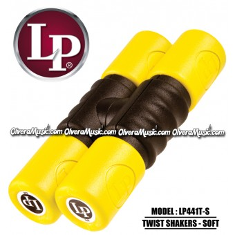 LP Twist Shaker - Soft Version - Yellow