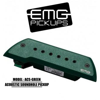 EMG Pastilla de Amplificación - Verde