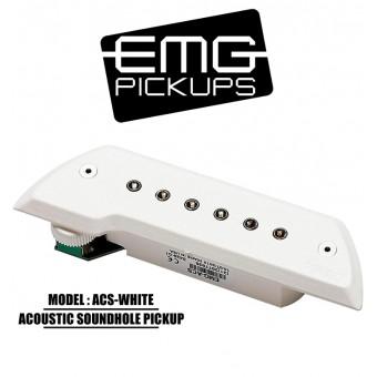 EMG Pastilla de Amplificación - Blanca