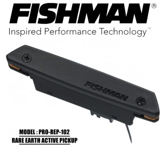FISHMAN Rare Earth Magnetic Soundhole Humbucking Pick-Up System