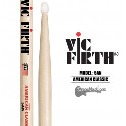 VIC FIRTH American Classic Nylon Tip Drumsticks - 5AN