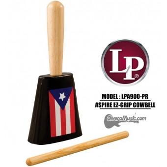 LP A900-PR Cencerro Puerto Rican Heritage Serie E-Z Grip