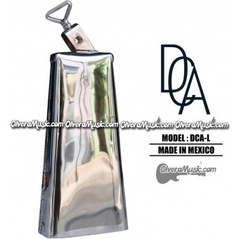 DCA Cowbell Made in Mexico - Large