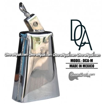 DCA Cowbell Made in Mexico - Medium