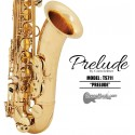 "SELMER ""Prelude"" Student Model Bb Tenor Saxophone - Dark Lacquer Body"