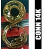 CONN 14K. Metal Sousaphone Lacquer Finish - (USED)