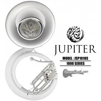 JUPITER BBb FiberBrass Sousaphone w/Metal Silver-Plated Bell
