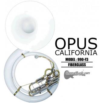 SOLO Fiberglass BBb Sousaphone 99F3 - Student Model