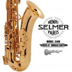 "SELMER PARIS ""Series II"" Jubilee Edition Professional Bb Tenor Saxophone"