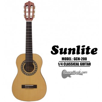 SUNLITE 1/4 Classical Guitar - Satin