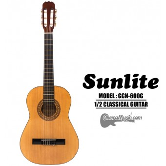 SUNLITE 1/2 Classical Guitar - Natural