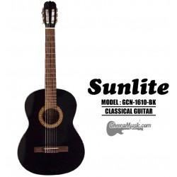 SUNLITE Full Sized Classical Guitar - Black