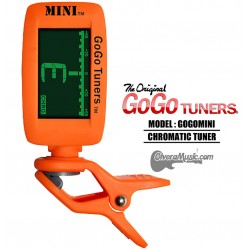 GOGO TUNER Chromatic Mini Clip-On Tuner