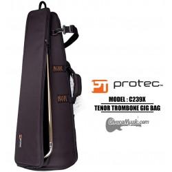 PROTEC Tenor Trombone Explorer Gig Bag w/Sheet Music Pocket