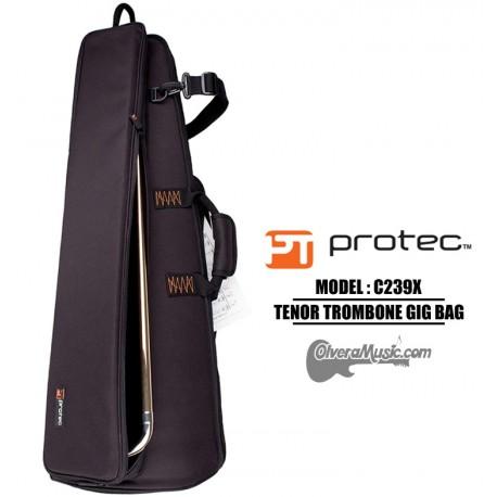 Protec Deluxe case for Tenor trombone (C239)