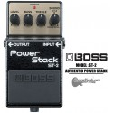 BOSS Power Stack - Distortion Guitar Effects Pedal