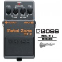BOSS Metal Zone - Distortion Guitar Effects Pedal