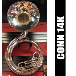 CONN 14k. Metal Sousaphone - (USED)