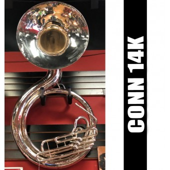 CONN 14k. Metal Sousaphone - (USED)