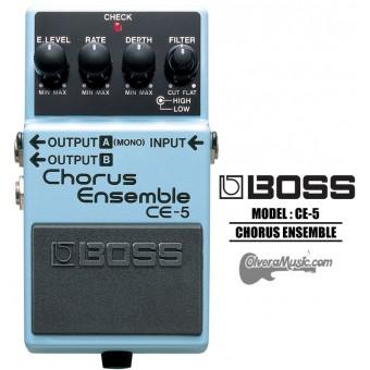 BOSS Chorus Ensemble - Guitar Effects Pedal