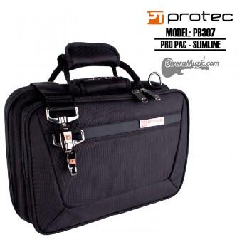 PROTEC Pro Pac Clarinet Slimline Case - Black